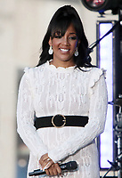 Mickey Guyton performs on NBC's Today Show Concert Series