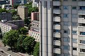 Camden Council housing: Ampthill Square Estate, Camden Town