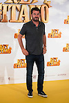 "Actor Arturo Valls pose during ""Rey Gitano"" film presentation at Palafox Cinemas in Madrid, Spain. July 09, 2015.<br />  (ALTERPHOTOS/BorjaB.Hojas)"