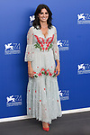 NON EXCLUSIVE PICTURE: MATRIXPICTURES.CO.UK<br /> PLEASE CREDIT ALL USES<br /> <br /> WORLD RIGHTS<br />  <br /> Spanish actress Penelope Cruz attends the photocall for Loving Pablo during the 74th Venice Film Festival in Venice, Italy.<br /> <br /> SEPTEMBER 6th 2017<br /> <br /> REF: PTY 171954