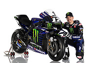 Maverick Vinales <br /> 05/02/2020 Moto Gp 2020 <br /> Presentazione Yamaha Monster Energy 2020 YZR-M1 <br /> Photo Yamaha Motor Racing Srl / Insidefoto <br /> EDITORIAL USE ONLY
