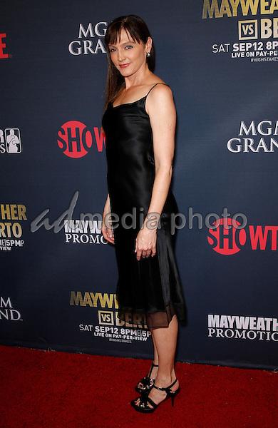 "12 September 2015 - Las Vegas, Nevada - Nancy Pimental. Showtime's VIP Pre-Fight Party for ""High Stakes: Mayweather vs. Berto. Photo Credit: MJT/AdMedia"