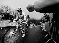 Liege-Bastogne-Liege 2012.98th edition..cheered up La Redoute