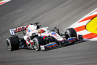 09 MAZEPIN Nikita (rus), Haas F1 Team VF-21 Ferrari, action during the Formula 1 Rolex Turkish Grand Prix 2021, 16th round of the 2021 FIA Formula One World Championship from October 8 to 10, 2021 on the Istanbul Park, in Tuzla, Turkey -<br /> Formula 1 Turkish GP 08/10/2021<br /> Photo DPPI/Panoramic/Insidefoto <br /> ITALY ONLY
