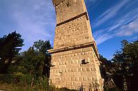 Italien, Umbrien, Augustus-Brücke bei Narni