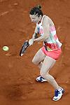 Simona Halep, Roumania, during Madrid Open Tennis 2016 Final match.May, 7, 2016.(ALTERPHOTOS/Acero)a