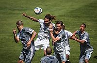 Los Angeles Galaxy vs Seattle Sounders FC, April 23, 2017
