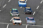 NASCAR Xfinity Series<br /> Hisense 4K TV 300<br /> Charlotte Motor Speedway, Concord, NC USA<br /> Saturday 27 May 2017<br /> Matt Tifft, NBTS BrainTumor.org Toyota Camry and Blake Koch, Salute Our Troops LeafFilter Chevrolet Camaro<br /> World Copyright: Nigel Kinrade<br /> LAT Images<br /> ref: Digital Image 17CLT2nk07381