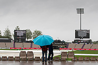 A gloomy view at the Hampshire Bowl during India vs New Zealand, ICC World Test Championship Final Cricket at The Hampshire Bowl on 21st June 2021