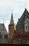 Prinsenhof, Palace of the Counts of Flanders and Dukes of Burgundy, Bruges, Brugge, Belgium