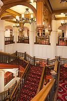 Rhodes College, Memphis,TN Barrett Library, (architects = Hanbury, Wright)