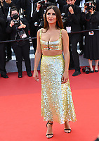 CANNES, FRANCE. July 17, 2021: Geraldine Nakache at the Closing Gala & Awards Ceremony, and From Africa With Love Premiere at the 74th Festival de Cannes.<br /> Picture: Paul Smith / Featureflash