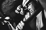 Coalminers inside a deep underground mine, Jharia, Jharkhand, India. Arindam Mukherjee