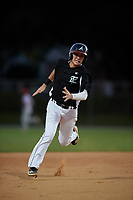 Drew Grace during the WWBA World Championship at the Roger Dean Complex on October 19, 2018 in Jupiter, Florida.  Drew Grace is a shortstop from Orwigsburg, Pennsylvania who attends Blue Mountain High School and is committed to Kentucky.  (Mike Janes/Four Seam Images)