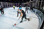 Pier 17 Broomball Demo Day