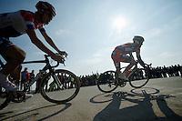 111th Paris-Roubaix 2013..Greg Van Avermaet (BEL).