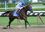 28 August 10: Rapport and jockey Martin garcia win the Victory Ride Stakes at Saratoga Race Course in Saratoga Springs, New York.