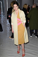 Maimie McCoy<br /> at the Jasper Conran show as part of London Fashion Week, London<br /> <br /> <br /> ©Ash Knotek  D3378  17/02/2018