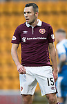 St Johnstone v Hearts…23.12.17…  McDiarmid Park…  SPFL<br />Don Cowie<br />Picture by Graeme Hart. <br />Copyright Perthshire Picture Agency<br />Tel: 01738 623350  Mobile: 07990 594431