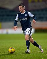 29th December 2020; Dens Park, Dundee, Scotland; Scottish Championship Football, Dundee FC versus Alloa Athletic; Jordan Marshall of Dundee bursts forward