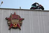 Belarus-Traktorenwerk Lenin in Minsk.