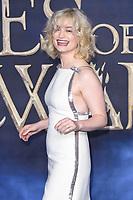 """Alison Sudol<br /> arriving for the """"Fantastic Beasts: The Crimes of Grindelwald"""" premiere, Leicester Square, London<br /> <br /> ©Ash Knotek  D3459  13/11/2018"""