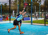 Netherlands, September 5,  2020, Amsterdam, Padel Dam, NK Padel, National Padel Championships, <br /> Photo: Henk Koster/tennisimages.com