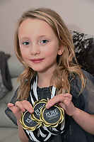 "Pictured: Mia Lilly from Pembroke Dock in west Wales, UK.<br /> Re: A mother from Pembrokeshire, west Wales, has defended her decision to enter her six-year-old daughter to beauty pageants.<br /> Mia Lilly, has been selected to compete as Little Miss Wales in the Pure International finals in Orlando, Florida in June.<br /> Her mother Chloe Priestley said she has received criticism and abuse from people for allowing her daughter to take part in pageants.<br /> ""Mia got a lot of confidence from competing"". she said.<br /> Chloe began to look into pageants when Mia was four years old, after speaking to a friend.<br /> Mia won Little Miss Cardiff 2017 and Little Miss Sunshine, and finishing second in the Pure UK national finals she will compete in the US.<br /> Chloe said she understood criticism of her decision and people's concerned about body image but said beauty pageants were often misrepresented."