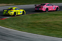 #40 PF Racing Ford Mustang GT4, GS: James Pesek, Chad McCumbee