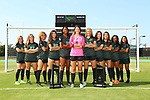DENTON, TX - AUGUST 6: Mean Green Soccer media day at the Soccer Complex in Denton on June 19, 2018 in Denton, Texas.