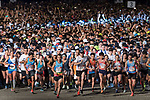 Runners participate at The Wings for Life World Run along Taoyuan district on Sunday, May 6, 2018 in Taiwan. Photo by Victor Fraile / Power Sport Images
