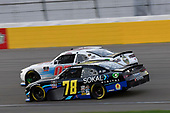 #78: Stefan Parsons, B.J. McLeod Motorsports, Toyota Supra SOKAL Digital
