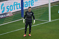 Torwart Marcel Schuhen (SV Darmstadt 98)<br /> <br /> - 08.11.2020: Fussball 2. Bundesliga, Saison 20/21, Spieltag 7, SV Darmstadt 98 - SC Paderborn 07, emonline, emspor, <br /> <br /> Foto: Marc Schueler/Sportpics.de<br /> Nur für journalistische Zwecke. Only for editorial use. (DFL/DFB REGULATIONS PROHIBIT ANY USE OF PHOTOGRAPHS as IMAGE SEQUENCES and/or QUASI-VIDEO)