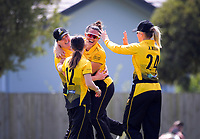 201206 Hallyburton Johnstone Shield Cricket - Central Hinds v Wellington Blaze