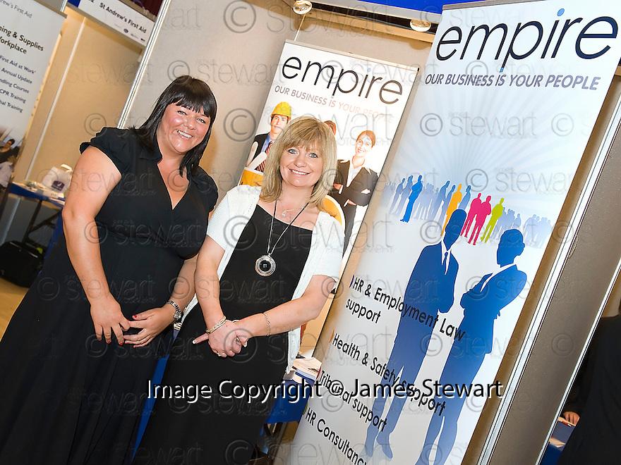 Falkirk Business Exhibition 2011<br /> Empire