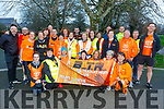 Ready for the Born to Run park run in the Tralee Town park on Saturday morning.
