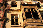 Beyoglu Old House 02 - Old house in the backstreets of Beyoglu, Istanbul, Turkey
