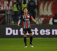 Makoto Hasebe (Eintracht Frankfurt) - 18.12.2019: Eintracht Frankfurt vs. 1. FC Koeln, Commerzbank Arena, 16. Spieltag<br /> DISCLAIMER: DFL regulations prohibit any use of photographs as image sequences and/or quasi-video.