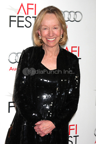 HOLLYWOOD, CA - NOVEMBER 08: Doris Kearns Goodwin at the 'Lincoln' premiere during the 2012 AFI FEST at Grauman's Chinese Theatre on November 8, 2012 in Hollywood, California. Credit: mpi21/MediaPunch Inc.