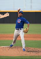 Luis Devers - 2021 Arizona League Cubs (Bill Mitchell)