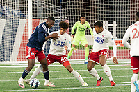 New England Revolution II v North Texas SC, October 16, 2020