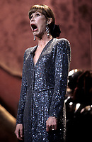 Mary Tyler-Moore<br /> au Festival Juste Pour Rire<br /> , le 19 juillet 1991<br /> <br /> PHOTO : Pierre Roussel - Agence Quebec Presse