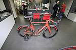 The new SK Pininfarina bike De Rosa factory, Cusano Milanino, Italy. 30th September 2015.<br /> Picture: Eoin Clarke   Newsfile