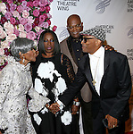 Cicely Tyson, LaTanya Richardson Jackson, Samuel Jackson and Spike Lee attends the 2016 American Theatre Wing Gala honoring Cicely Tyson at the Plaza Hotel on September 22, 2016 in New York City.