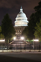 SEP 16 Capitol fencing returns ahead of planned September 18th rally
