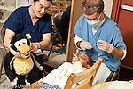 Education preschool 3-4 year olds outreach dental clinic at Headstart preschool horizontal