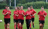 2020.06.27 Red Flames U19 Training