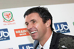 141210 Gary Speed new Wales Football Manager