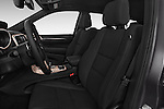Front seat view of a 2014 JEEP Grand Cherokee Laredo 5 Door SUV Front Seat car photos