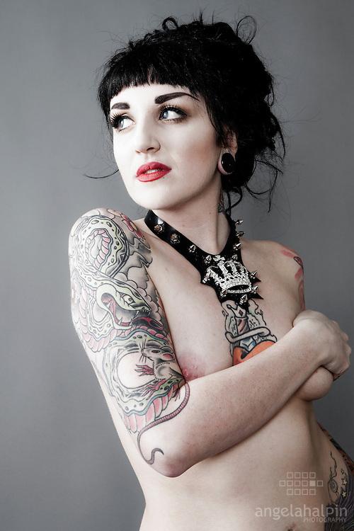 Model: Melissa Hayward.Photographer: Angela Halpin.www.lensload.com